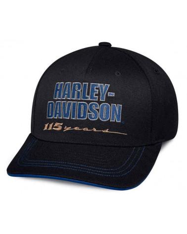 Harley Davidson Route 76 cappelli uomo 99409-18VM