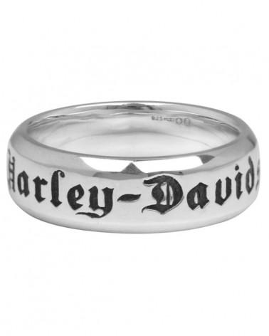 Harley Davidson Route 76 anelli uomo HDR0216
