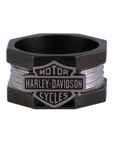 Harley Davidson Route 76 anelli uomo HSR0075