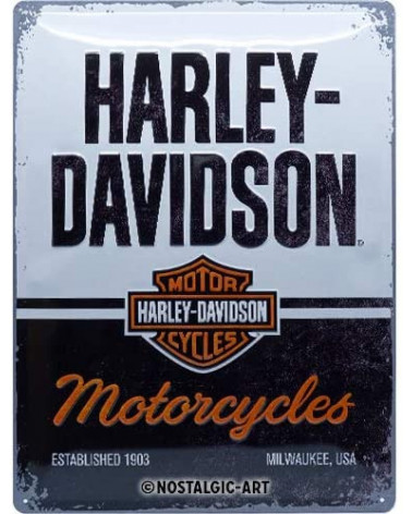 Harley Davidson Route 76 targhe 23266
