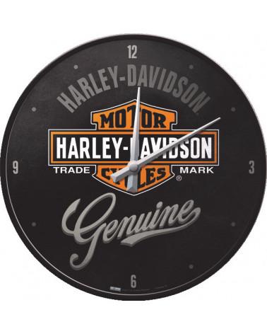 Harley Davidson Route 76 orologi da parete 51082