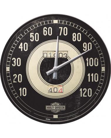 Harley Davidson Route 76 orologi da parete 51084