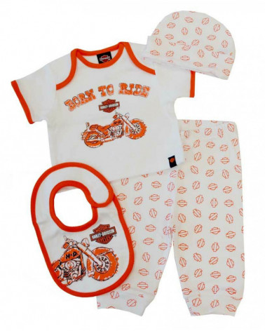 Harley Davidson Route 76 completi bambini 0352472