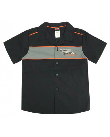 Harley Davidson Route 76 camicie bambini 1070889