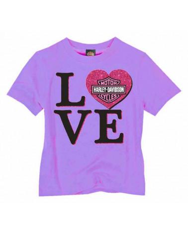 Harley Davidson Route 76 t-shirt bambini 1520949