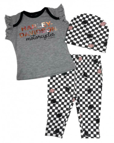 Harley Davidson Route 76 completi bambini 2501021