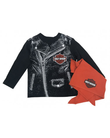 Harley Davidson Route 76 maglie bambini 2563715