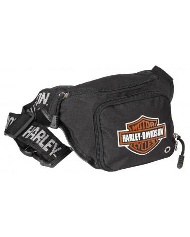 Harley Davidson Route 76 borse e zaini uomo 99426/BLACK