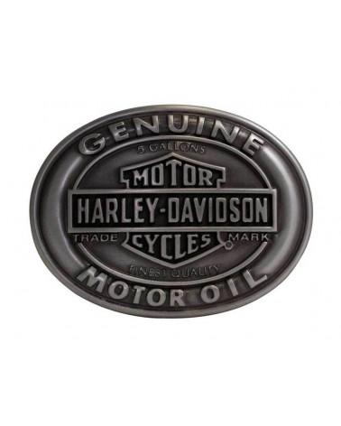 Harley Davidson Route 76 cinte e fibbie uomo HDMBU10662