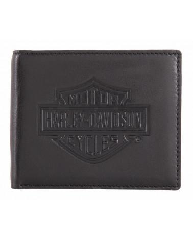 Harley Davidson Route 76 portafogli uomo HDMWA11487