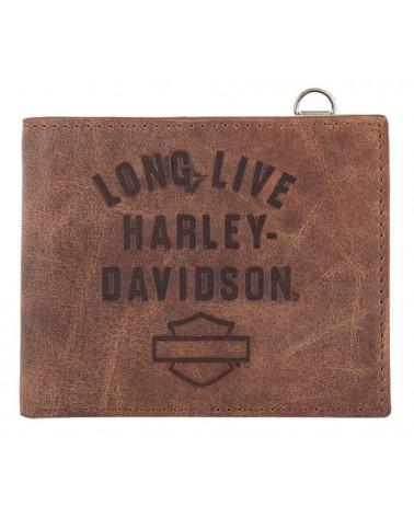 Harley Davidson Route 76 portafogli uomo HDMWA11552