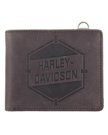 Harley Davidson Route 76 portafogli uomo HDMWA11576