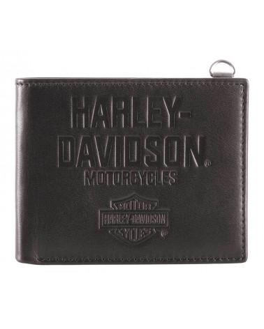 Harley Davidson Route 76 portafogli uomo HDMWA11650