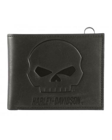 Harley Davidson Route 76 portafogli uomo HDMWA11664