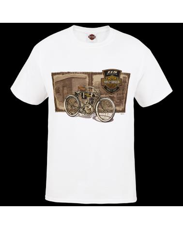 Harley Davidson Route 76 t-shirt uomo R002561