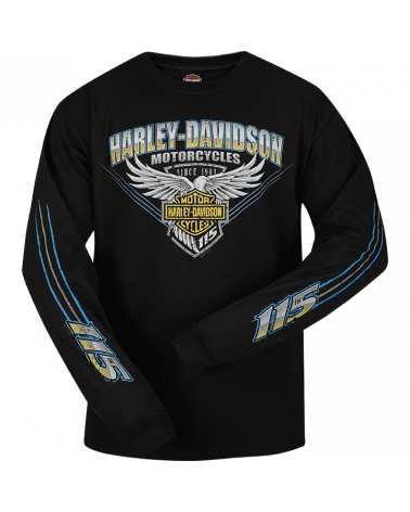 Harley Davidson Route 76 maglie uomo R002563