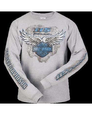 Harley Davidson Route 76 maglie uomo R002564