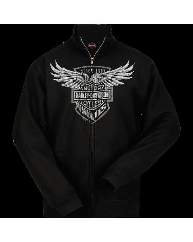 Harley Davidson Route 76 felpe uomo R002565