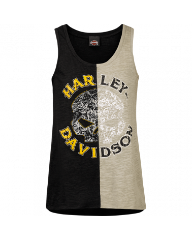 Harley Davidson Route 76 canotte donna R002760