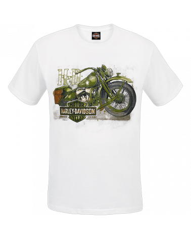 Harley Davidson Route 76 t-shirt uomo R002906