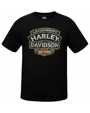 Harley Davidson Route 76 t-shirt uomo R003114