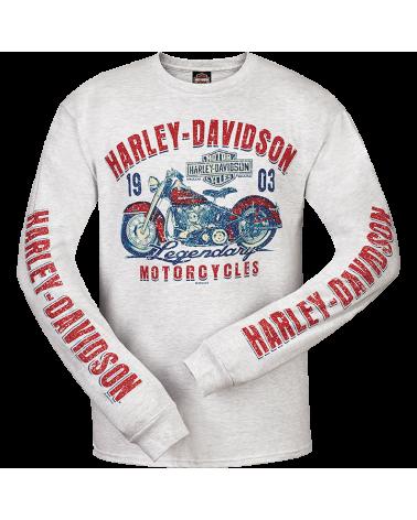 Harley Davidson Route 76 maglie uomo R003172