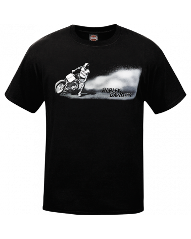 Harley Davidson Route 76 t-shirt uomo R003226