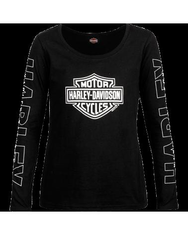 Harley Davidson Route 76 maglie donna R003308
