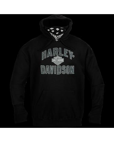 Harley Davidson Route 76 felpe uomo R003403