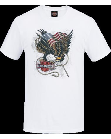 Harley Davidson Route 76 t-shirt uomo R003550
