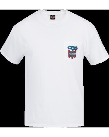 Harley Davidson Route 76 t-shirt uomo R003566