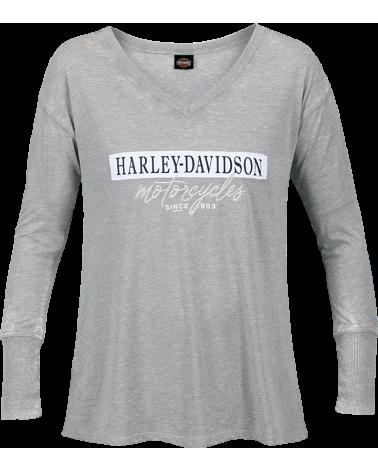 Harley Davidson Route 76 maglie donna R003616