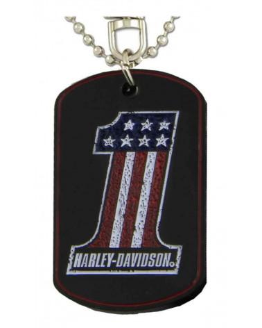 Harley Davidson Route 76 portachiavi uomo 8007188