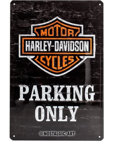 Harley Davidson Route 76 targhe 22231