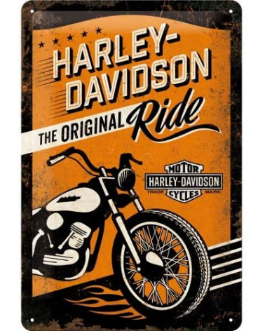 Harley Davidson Route 76 targhe 22237