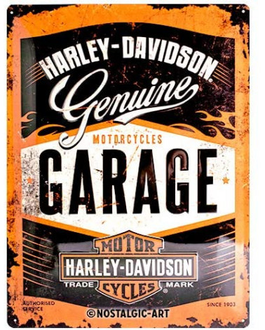 Harley Davidson Route 76 targhe 23188