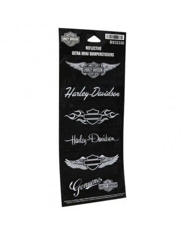 Harley Davidson Route 76 adesivi BS32330