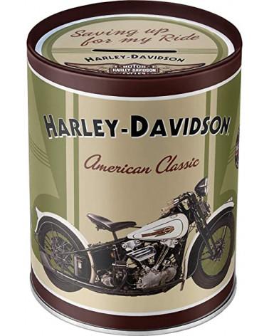 Harley Davidson Route 76 contenitori 31002