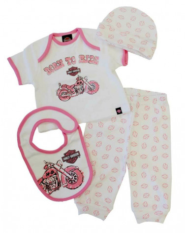 Harley Davidson Route 76 completi bambini 0302474