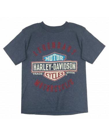 Harley Davidson Route 76 t-shirt bambini 1580685