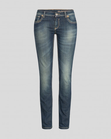 Harley Davidson Route 76 jeans donna 2000