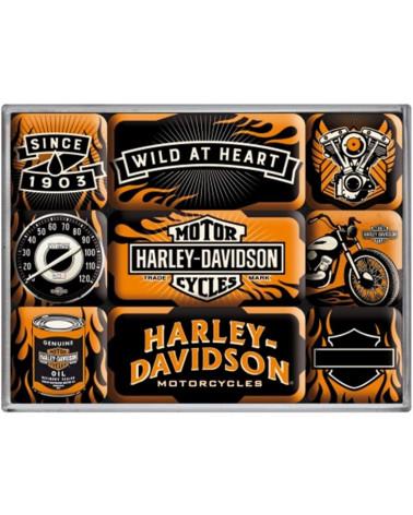 Harley Davidson Route 76 calamite 83096