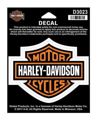 Harley Davidson Route 76 adesivi D3023