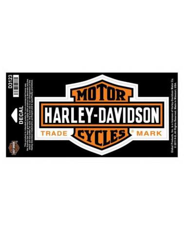 Harley Davidson Route 76 adesivi D3123