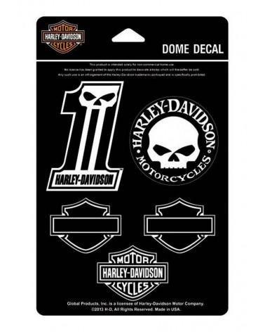 Harley Davidson Route 76 adesivi DC1246