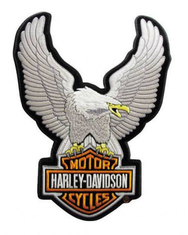 Harley Davidson Route 76 patch EMB328064