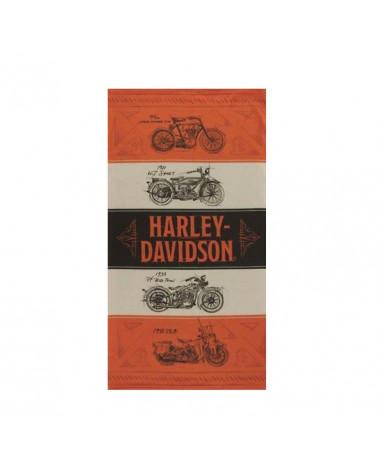 Harley Davidson Route 76 scaldacollo uomo MHW34566
