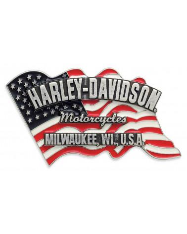 Harley Davidson Route 76 cinte e fibbie uomo 97698-15VM