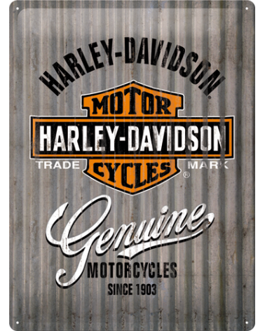 Harley Davidson Route 76 targhe 23250