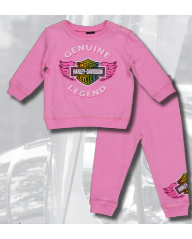 Harley Davidson Route 76 completi bambini 2010898